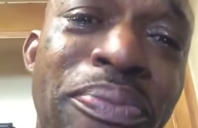 Man Cries After Smoking the Best Weed of His Life