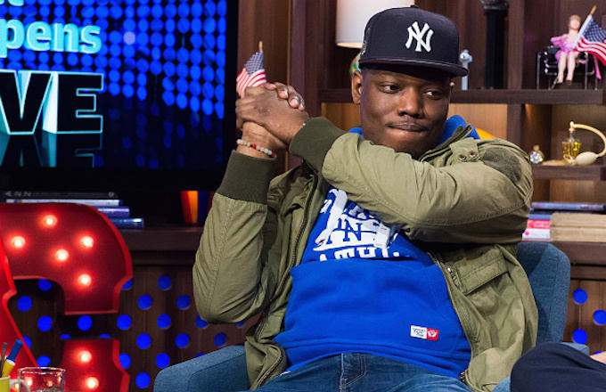 Michael Che on Watch What Happens Live