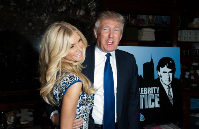 Donald Trump Defended By 'Celebrity Apprentice' Contestant ...