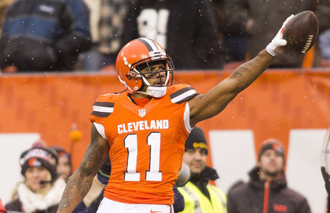 Giants' Janoris Jenkins says Browns' Terrelle Pryor 'sucks'