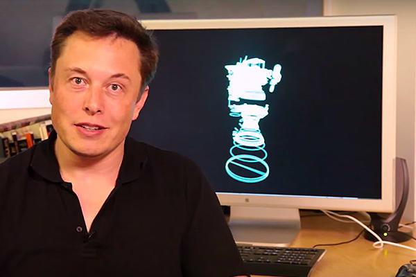 First Computer - 25 Things You Didn't Know About Elon Musk ...