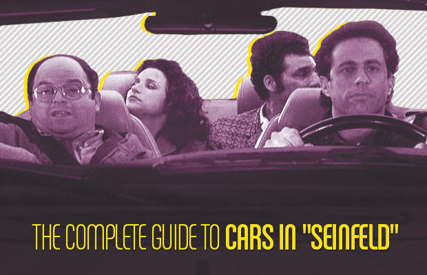 """The Complete Guide to Cars in """"Seinfeld"""""""
