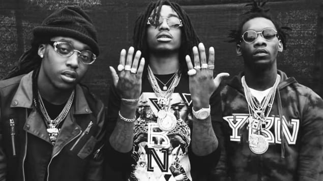 "Migos and A$AP Ferg Link on ""Trap Anthem"" news"