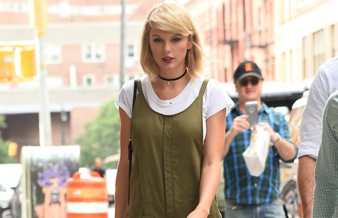 Hear Taylor Swift Approve Kanye West's 'Famous' Lyrics news