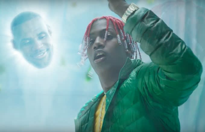 Lil Yachty Talked Politics and Bernie Sanders on CNN news