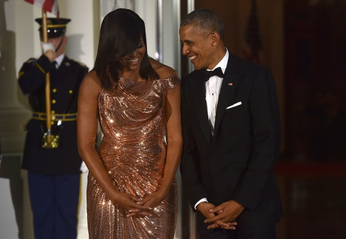 Obama: 'We saved the best for last' at final state dinner