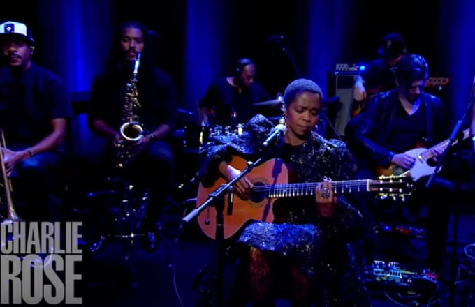 The Weeknd & Lauryn Hill Perform In The Night On Jimmy Fallon news