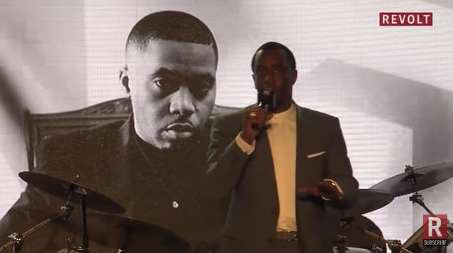 Nas Receives the 2016 Jimmy Iovine Icon Award at the REVOLT Music Conference news