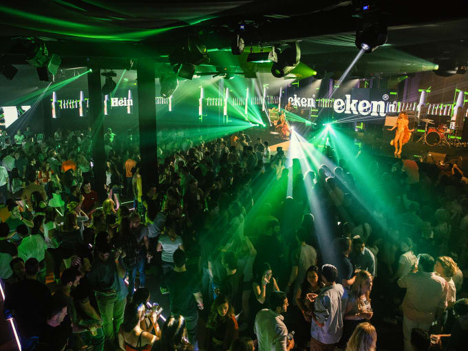 Holland Heineken House – Dancefloor
