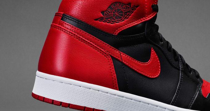 """Air Jordan 1 """"Banned"""""""