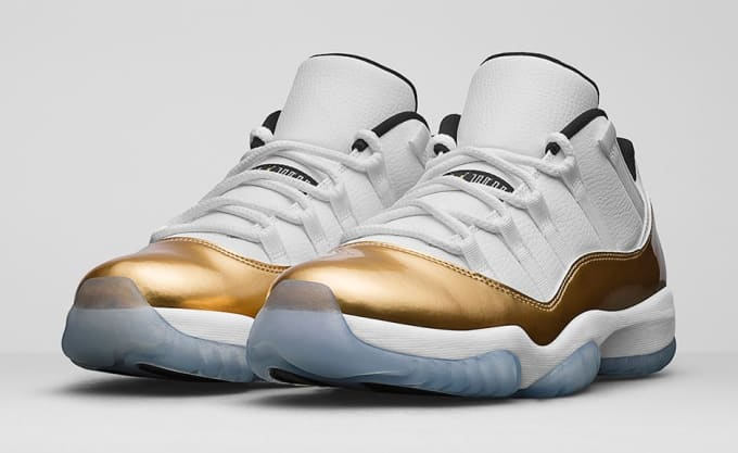 timeless design 4ac3a 16525 Air Jordan XI Low