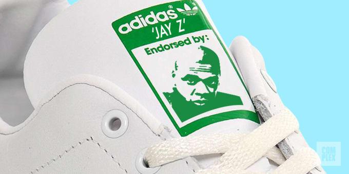 Jay Z Stan SMith