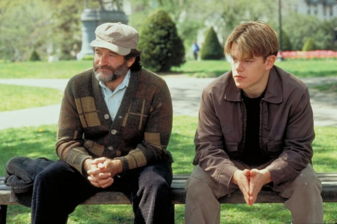 7 Things You May Not Know About 'Good Will Hunting,  The.