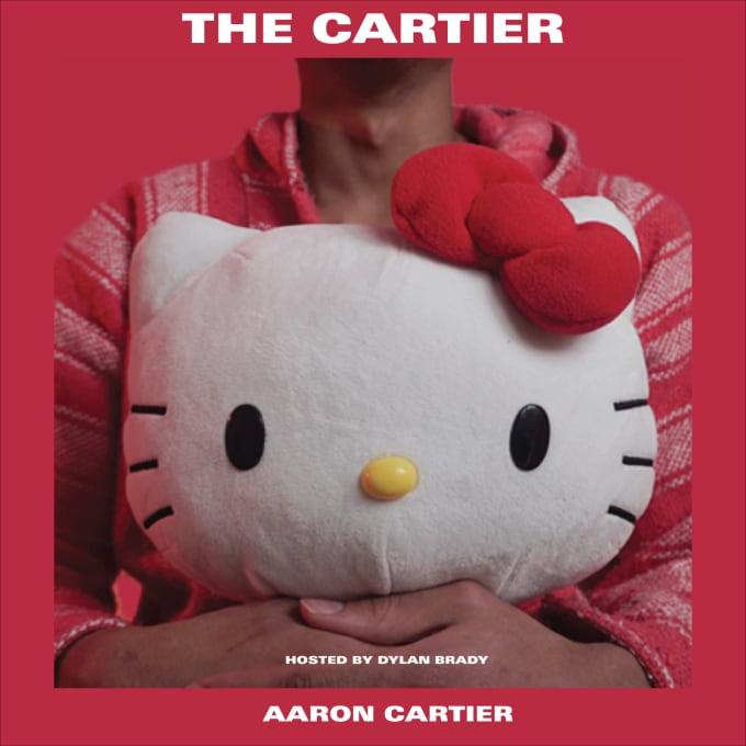 Aaron Cartier's 'The Cartier' cover art.