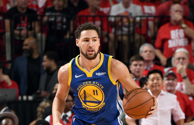 6a1362366874 Stephen A. Smith Says Klay Thompson Is Tired of Getting Golden ...