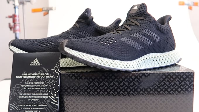 new style 15b55 7ed0f  LifeAtComplex  Get an Up-Close Look at the Adidas Futurecraft 4D Sneaker    Complex