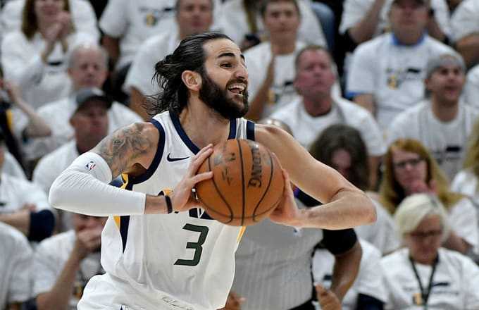 6a966a05351 Ricky Rubio May Be Out for 10 Days Due to Hamstring Injury