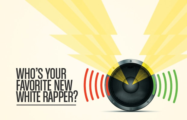 Infographic: The Complex Guide To Picking Your New Favorite White Rapper