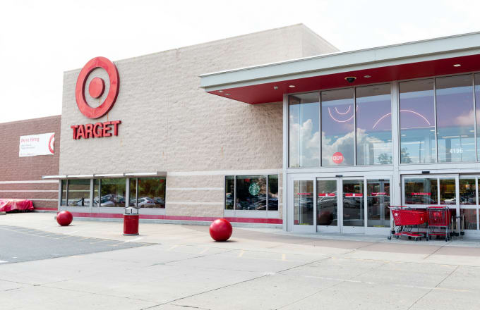 Target store in Monmouth Junction, New Jersey