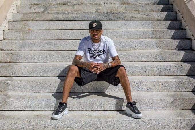 eec5aaa63a7baa Allen Iverson Wants a Sneaker Legacy Like Michael Jordan s