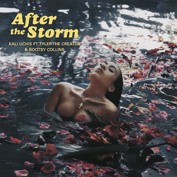 "Kali Uchis' ""After the Storm"" album cover."