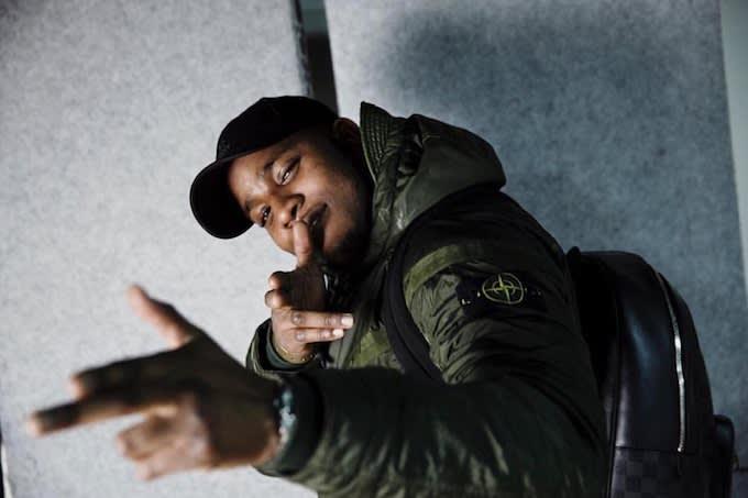 DJ Q (credit: James Gould)