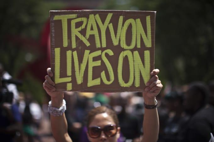 trayvon lives on