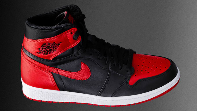0aab54219f9dfa The History of Michael Jordan s Banned Sneakers