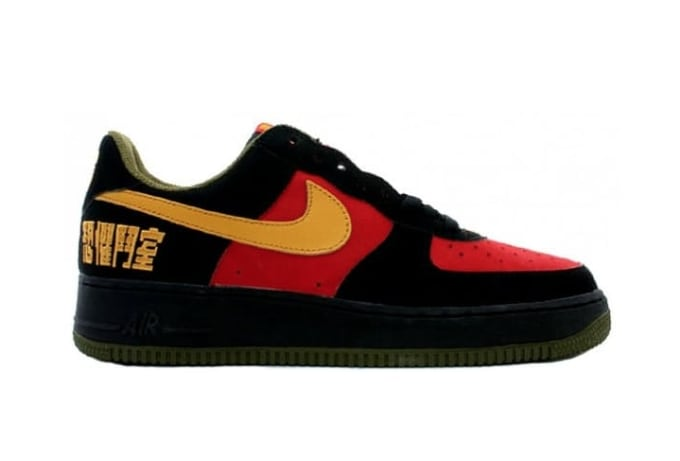 cdb56c95346e Best Nike Air Force 1s of the 21st Century