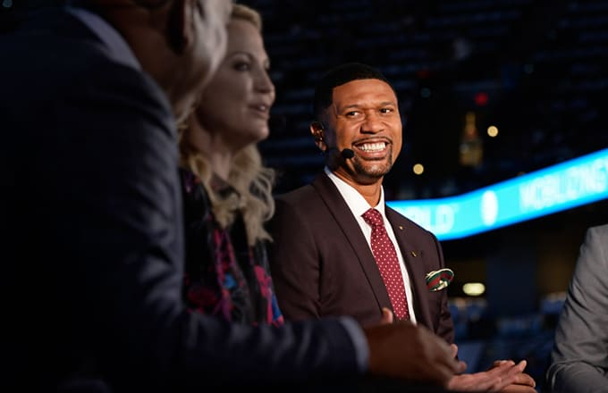 a2ce4c422c7 Jalen Rose Predicts Warriors in 6