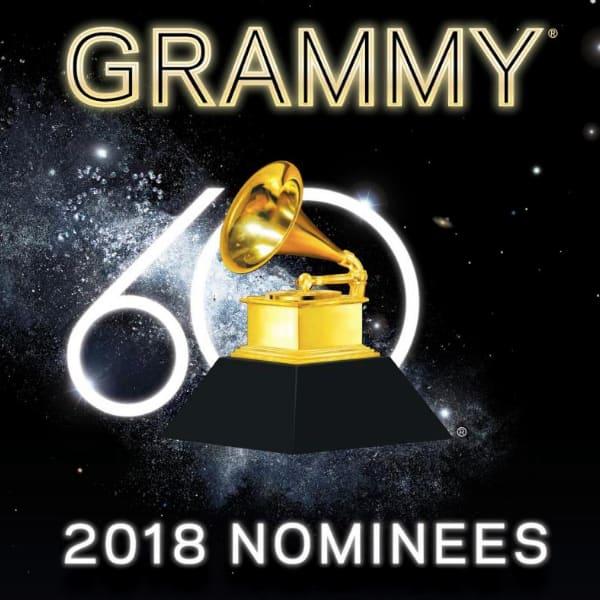 Grammy 60 logo