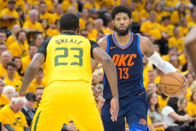 101e9fb24e3f Image via USA Today Sports. Many expected Paul George would sign with ...
