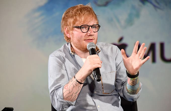 Ed sheeran says he and drake need to do something together complex ed sheeran stopboris Images