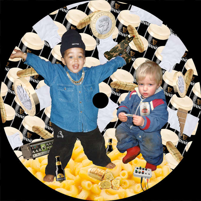Boofy & Ishan Sound - Roll The Dice / Cane Sword