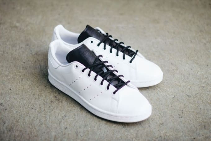 Adidas Stan Smith White Black Right S80019 f17011a7a