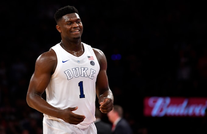 Barkley and Magic story as advice for Zion