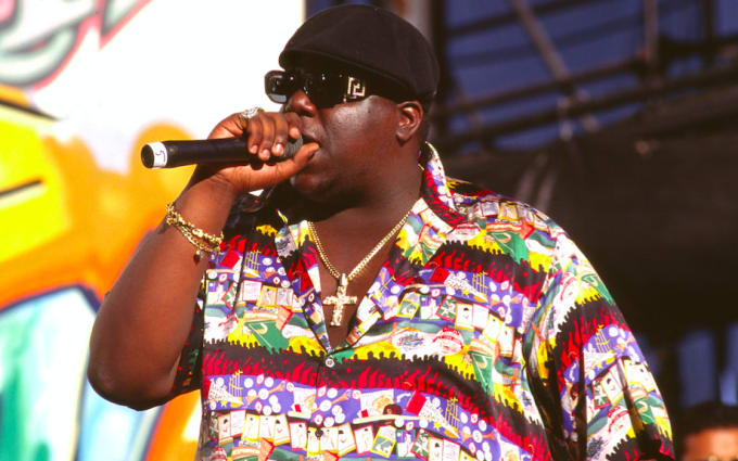 biggie smalls sample pack