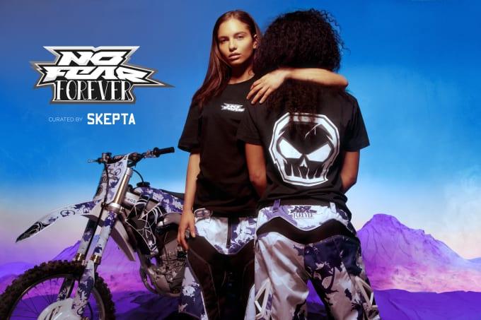 Skepta/No Fear