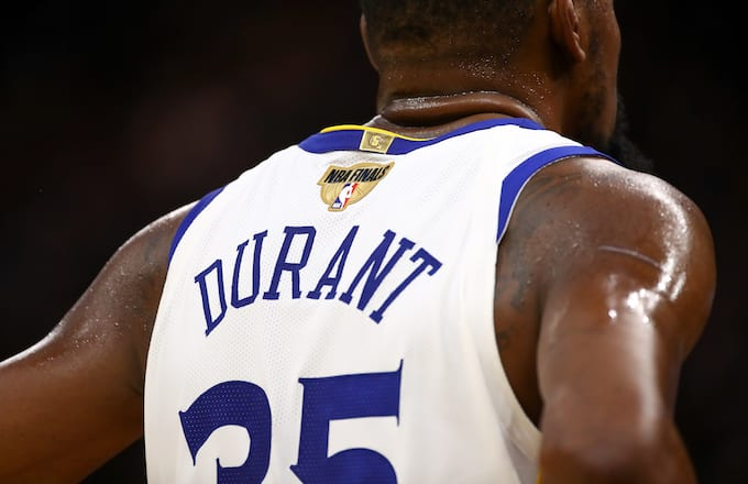 08f678561aa6 Why Kevin Durant Will Be the Greatest Scorer in NBA History