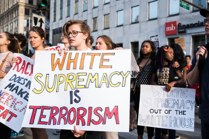 a history of white supremacy in american culture The enduring effects of white supremacy in american culture  or african-american voices in history a white supremacist worldview is present when whites naturally suspect blacks as being.