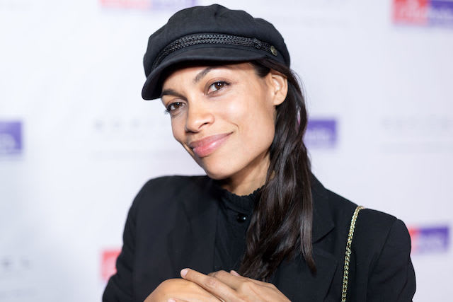 This is a picture of Rosario Dawson.