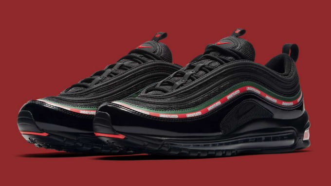 fdda6e097cd6 Undefeated x Nike Air Max 97 Black Release Date Main AJ1986-001