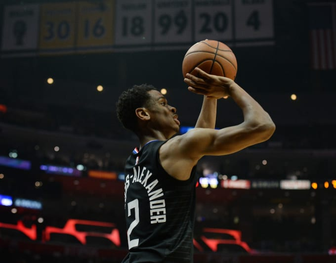 97c644a920eef Shai Gilgeous-Alexander Is a Big Reason Why Free Agents Will be Crushing on  the Clippers