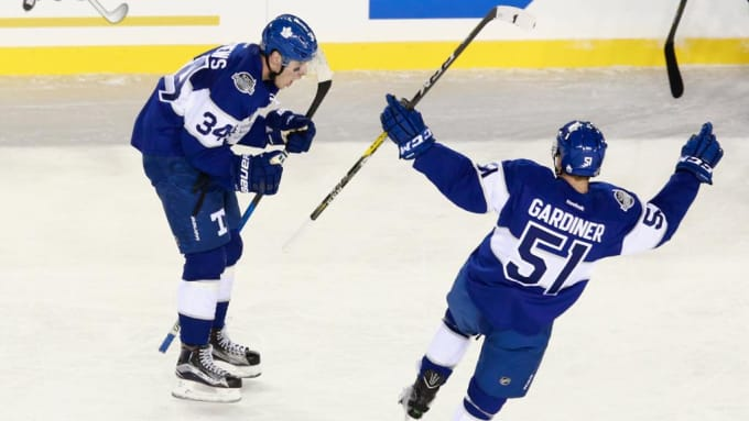 Toronto Maple Leafs and Washington Capitals to Play Outdoor Game Next Season 9886fe63534