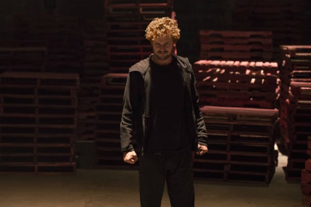 Finn Jones as Danny Rand in 'Marvel's Iron Fist&#x27