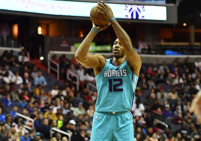 5b7f05553cf9 Dwight Howard Reportedly Wants to Join LeBron on the Lakers