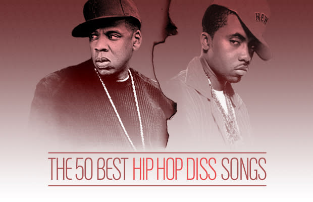 Hip-Hop Diss Songs