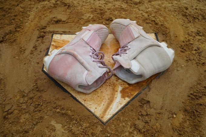 8812cbfc8 We Played Baseball in (and Destroyed) an Unreleased Pair of Yeezy Cleats