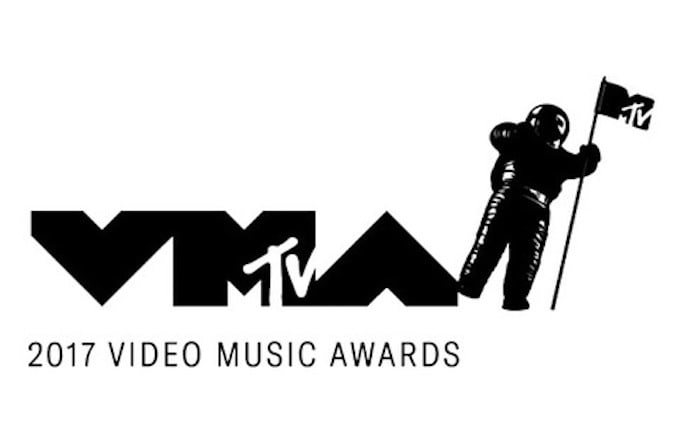 Logo of the 2017 MTV VMAs.