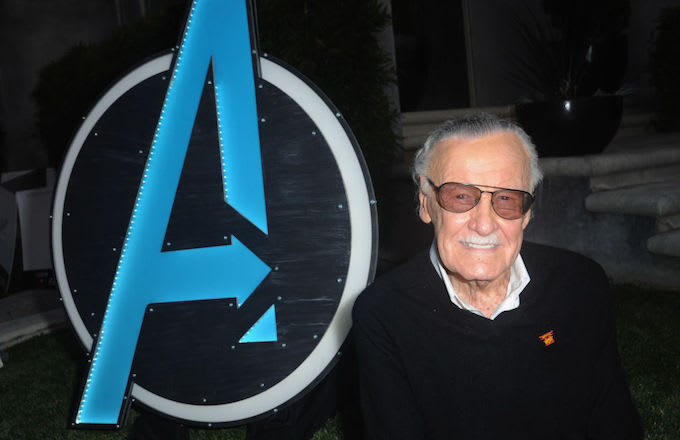 Stan Lee death reacts